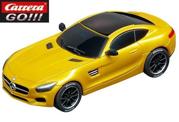 Carrera GO Mercedes-AMG GT Coupe 1/43 slot car