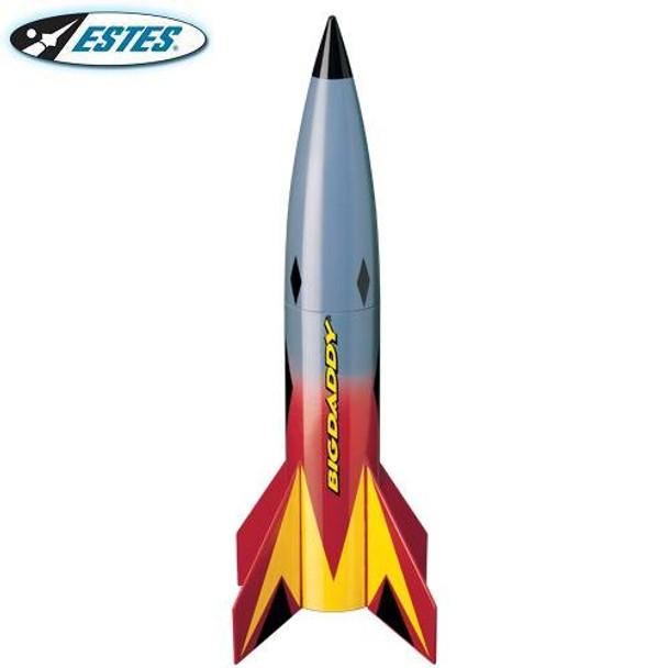Estes Big Daddy model rocket 2162