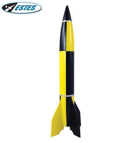 Estes V-2 Semi-Scale model rocket kit 3228