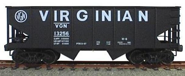 Accurail HO 55-Ton USRA Twin Hopper Kit Virginian