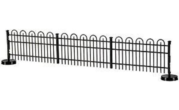 Atlas HO scale hairpin style fence 774