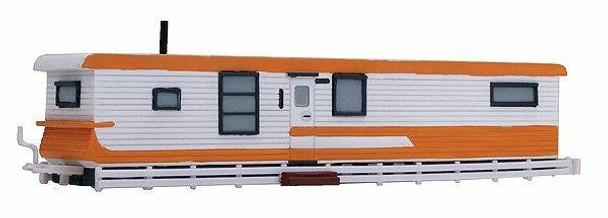 IMEX HO scale 1958 Skyline trailer 6124