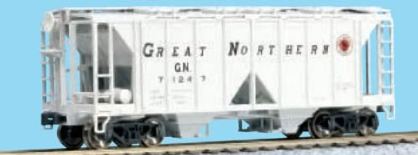 KATO HO ACF 70-Ton Hopper 3 Car Kit Great Northern 71233, 71247, 71283