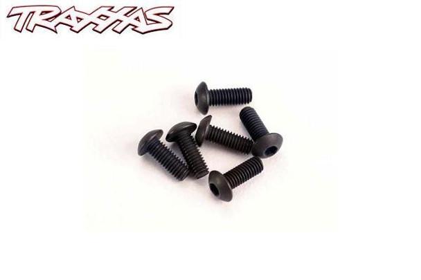 Traxxas 3 x 8 mm button head machine screws 2576