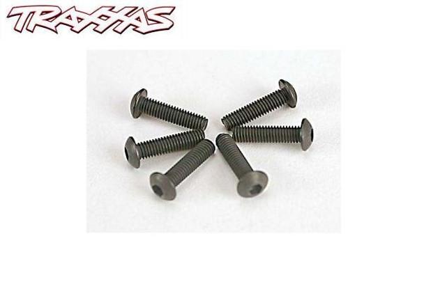 Traxxas 3 x 15 mm button head machine screws