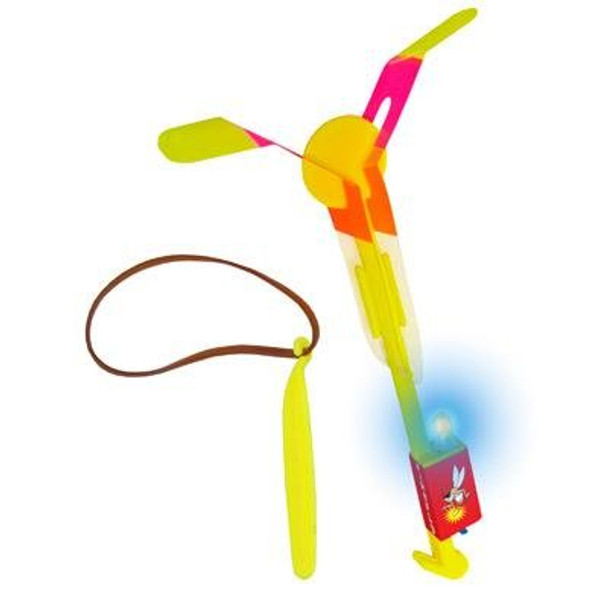 Megatech Firefly Hand Launched Aircraft - Neon Green