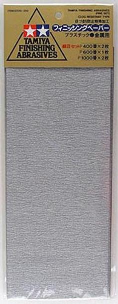Tamiya Fine Sandpaper Set
