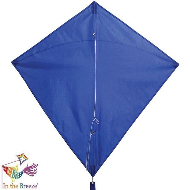 Blue Colorfly Diamond Kite