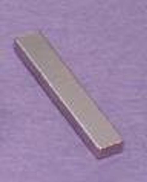 BRS Bar Magnet - 19mm x 3.2mm x 1.5mm thick