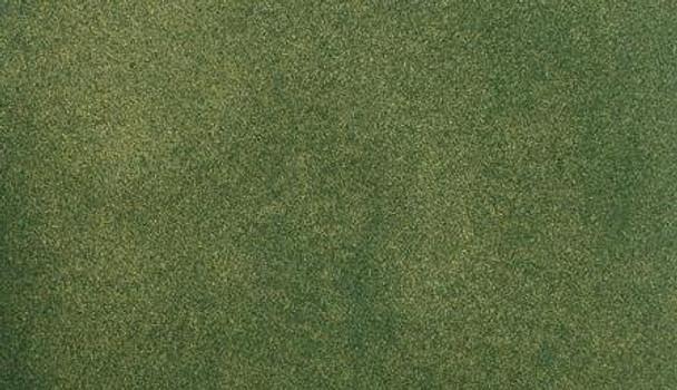 ReadyGrass Green Grass 10 3/4'' x 16 1/4'' Vinyl Mat #SP4161