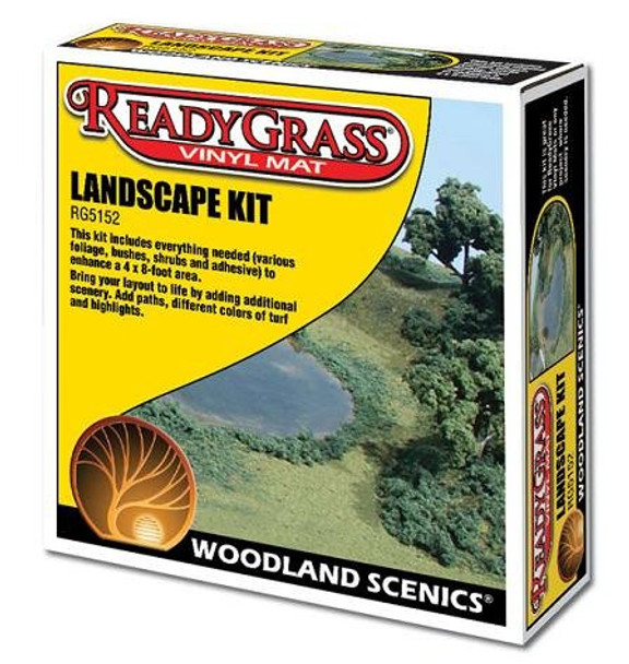Woodland Scenics ReadyGrass landscape kit RG5152
