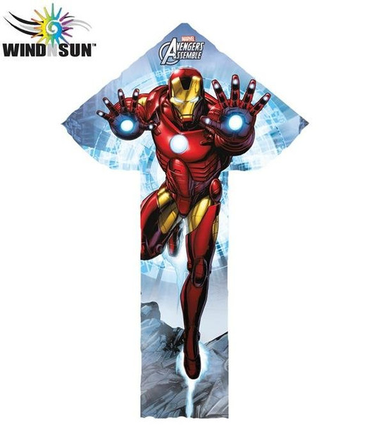Iron Man BreezyFliers Kite