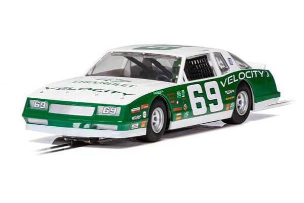 Scalextric Chevrolet Monte Carlo Velocity 1/32 slot car C3947