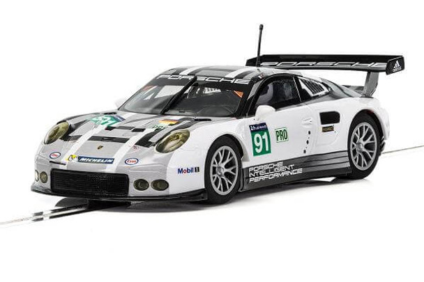Scalextric Porsche 911 RSR 24 Hours of Le Mans  2016 1/32 slot car