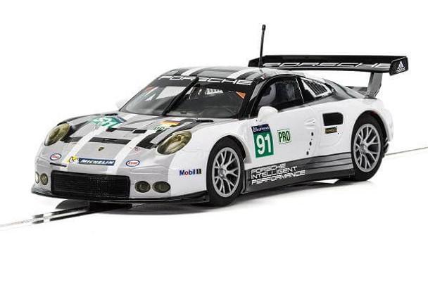 Scalextric Porsche 911 RSR 24 Hours of Le Mans  2016 1/32 slot car