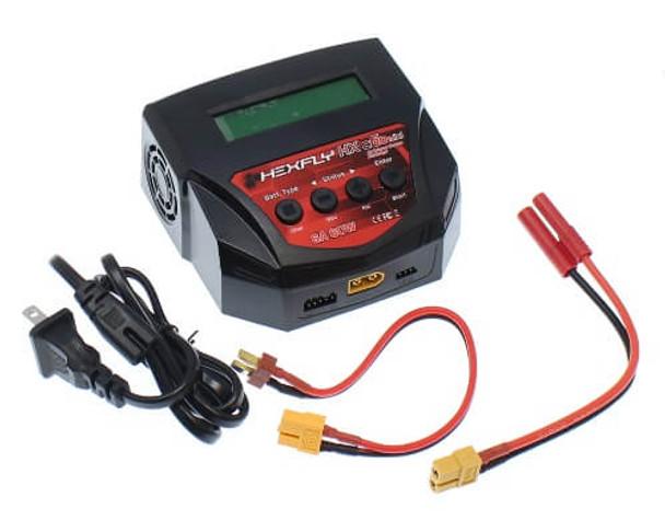 Hexfly HX-C6D Mini AC balance charger discharger