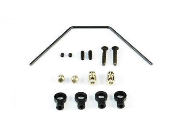 Team Redcat complete anti-roll bar that fits the TR-SC10E 4x4 1/10 RC short course truck
