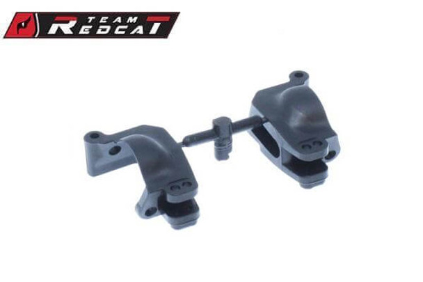 Team Redcat TM-39 Front C-Hubs for the TR-SC10E 4x4 1/10 RC short course truck