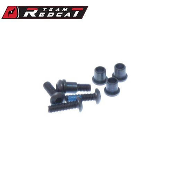 Team Redcat E-22 king pin bushings for the TR-SC10E 4x4 1/10 RC short course truck