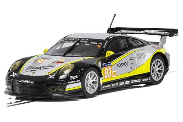 Scalextric Porsche 911 RSR Proton Competition 24 Hours of Le Mans  2017 1/32 slot car