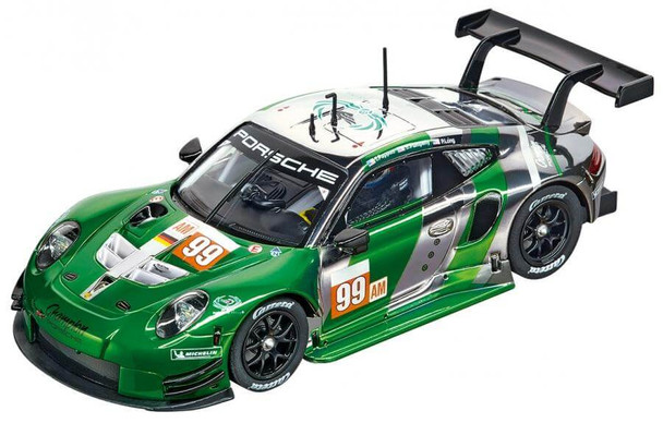 Carrera DIGITAL 132 Porsche 911 RSR Proton Competition 1/32 slot car with working headlights & taillights