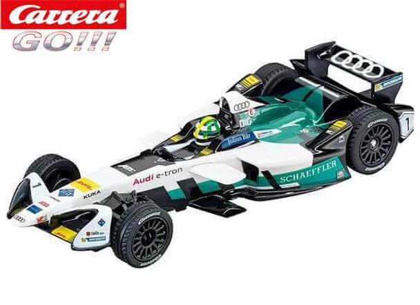 Carrera GO Formula E Audi Sport ABT 1/43 slot car 20064125