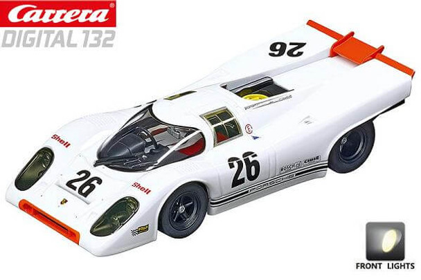 Carrera DIGITAL 132 Porsche 917K 1/32 slot car 20030888