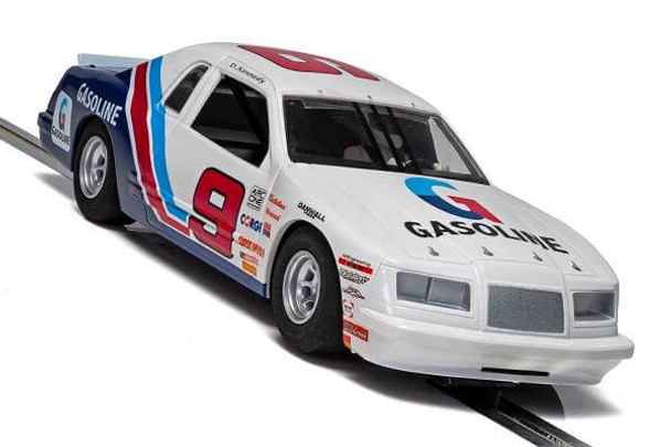 Scalextric Ford Thunderbird 1/32 slot car front end view C4035