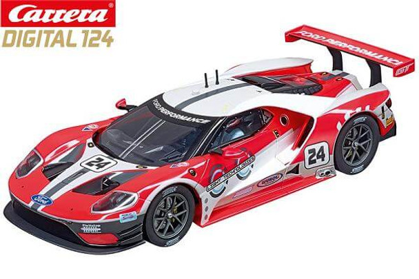 Carrera DIGITAL 124 Ford GT race car 1/24 slot car 20023841