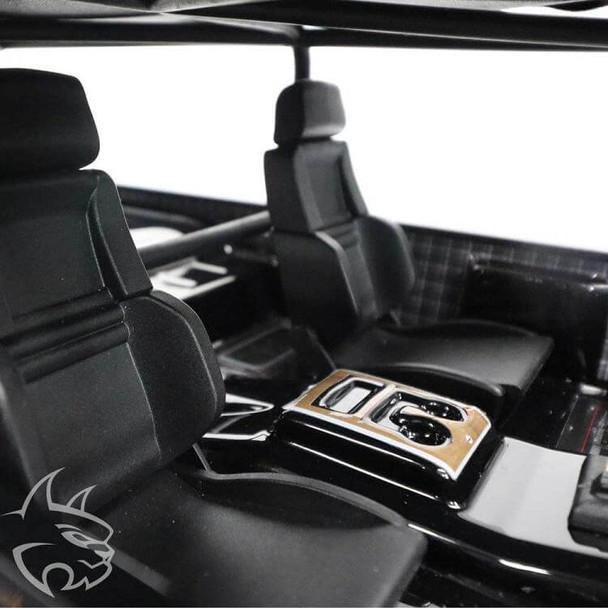 Redcat Racing Gen8 Scout II AXE edition showing enhanced interior