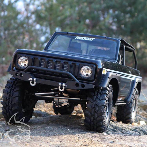 Redcat Racing Gen8 Scout II AXE edition 4x4 1/10 rc crawler out in the elements