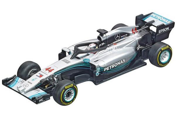 Carrera GO Mercedes-AMG F1 W09 EQ Power+ Lewis Hamilton 1/43 slot car 20064128