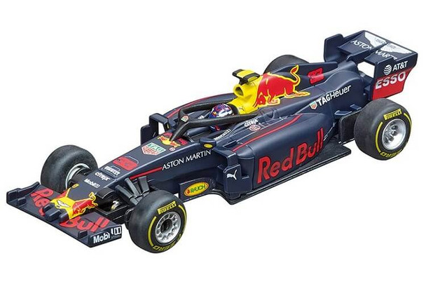 Carrera GO Red Bull Racing RB14 Verstappen 1/43 slot car 20064144