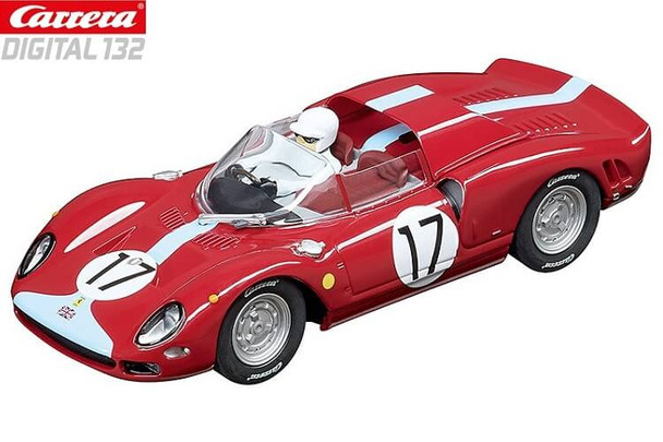 Carrera Digital 132 Ferrari 365 P2 Maranello Concessionaires Ltd 1/32 slot car 20030834