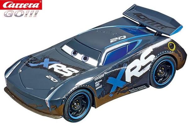 Carrera GO Cars 3 Jackson Storm Mud Racer 1/43 slot car 20064154