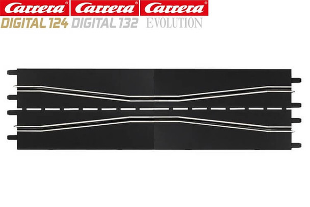 Carrera chicane straight track 20020516