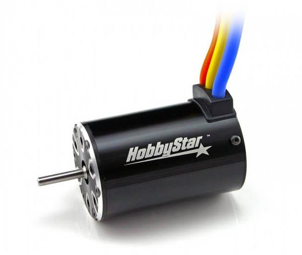 HobbyStar 550 4300KV 4-pole brushless sensorless motor