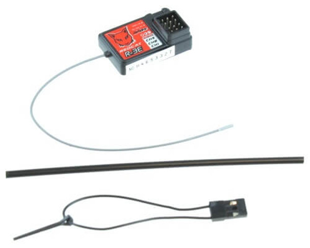 Redcat Racing R-3E 2.4Ghz 3 channel receiver 28480