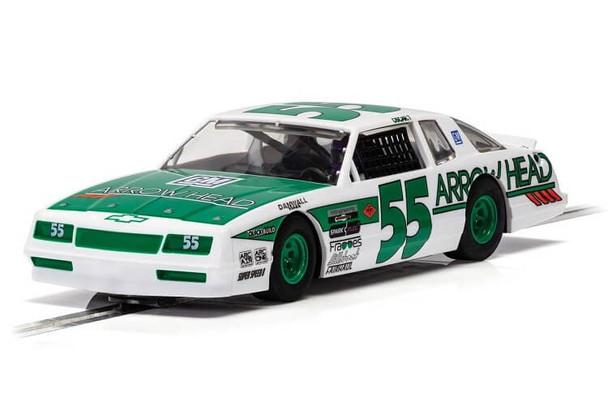 Scalextric 1986 Chevrolet Monte Carlo Arrow Head 1/32 slot car C4079