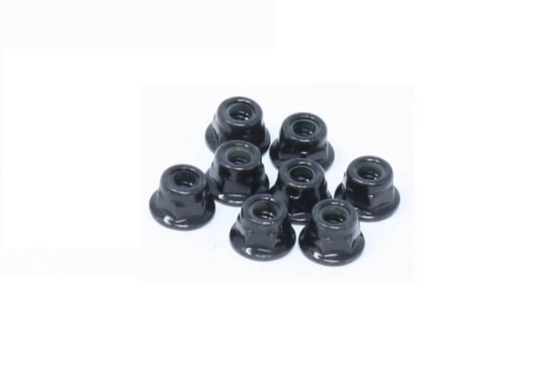 Redcat Racing M4 flanged lock nuts 70129