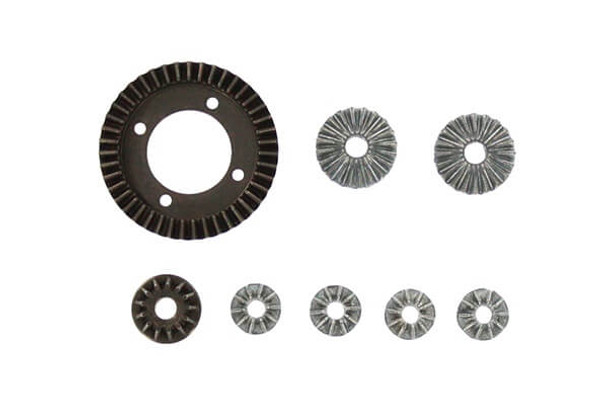 Redcat Racing BS803-027 hardened diff gears for the Blackout and Caldera series of 1/10 RC vehicles