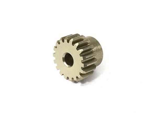Integy 18T Mod 0.6 billet machined pinion gear