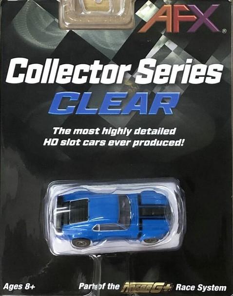 AFX Mega-G+ Mustang Boss 302 HO slot car packaging 22026
