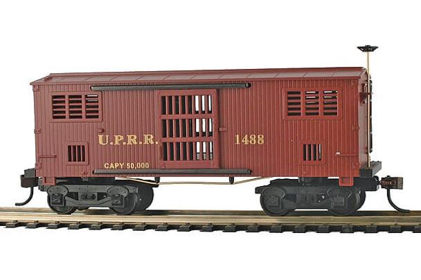 Mantua Classics HO Union Pacific 1860 wooden horse car