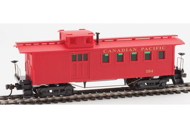 Mantua Classics HO Canadian Pacific OT wood caboose