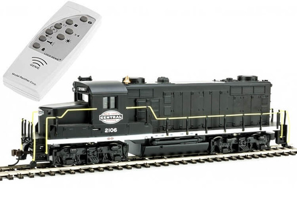 Mantua EMD GP20 New York Central 2106 HO scale diesel locomotive (DCC with Sound)