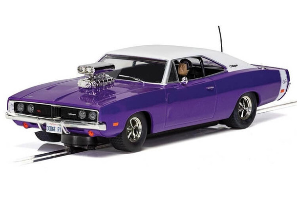 Scalextric Dodge Charger R/T 1/32 slot car C4148