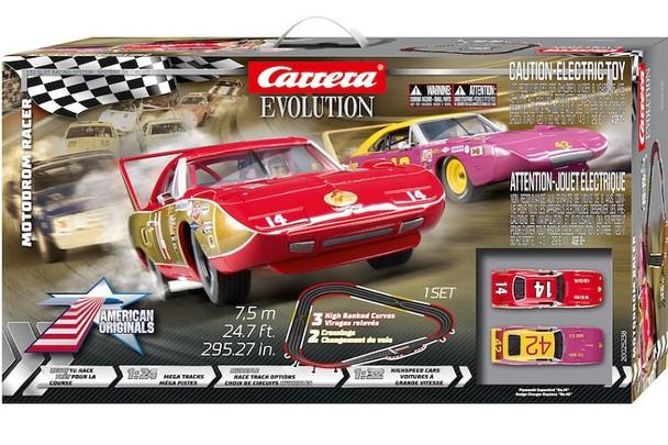 Carrera Evolution Motodrom Racer race set box 20025238