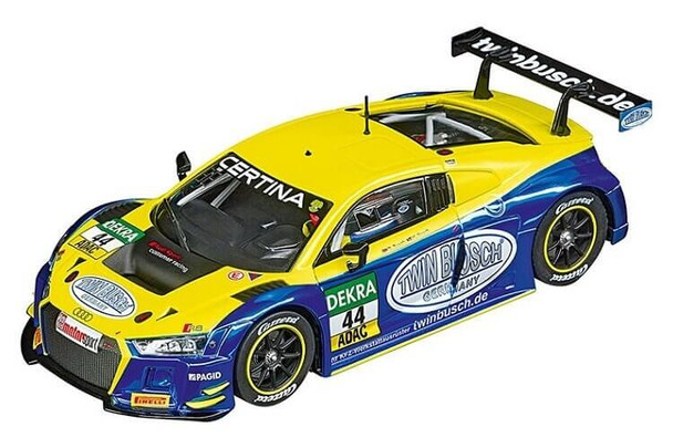 Carrera Evolution Audi R8 LMS Twin Busch 1/32 slot car 20027582