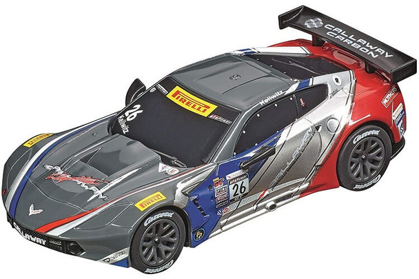 Carrera GO Chevrolet Corvette C7R GT3 Callaway Competition USA 1/43 slot car 20064161